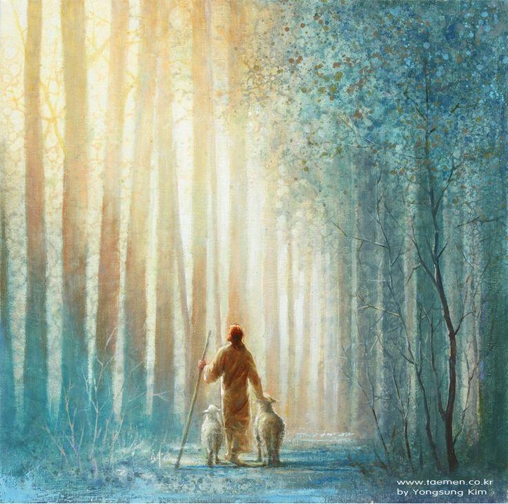 Beautiful Companion 아름다운 동행2015 oil on canvas 53×53 cm #Arts Design