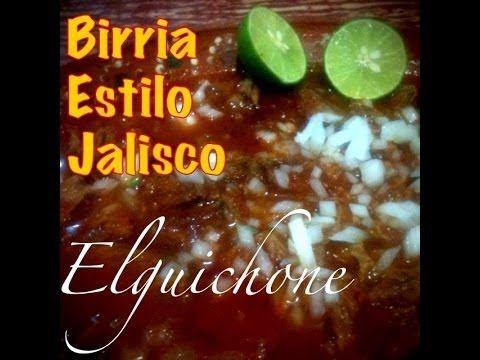 Dejo el video de como preparar una deliciosa y típica birria de el estado de Jalisco Te gusto? DALE LIKE COMPARTE SUSCRIBETE