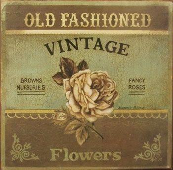 Vintage Flowers Nurseries
