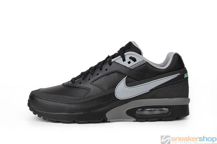 Nike Air Classic BW (Black/Silver-Cool Grey-Charcoal)   309210-049