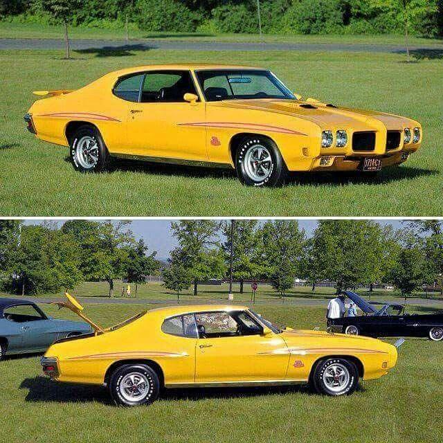 1970 Pontiac GTO - The Judge
