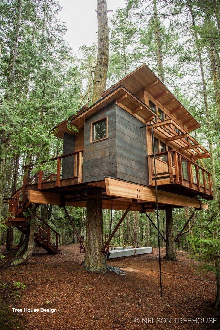 Best Tree House Designs Tree House Designs Beautiful Tree Houses Tree House Diy