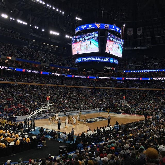 KeyBank Center - Arenas & Stadiums - Book a concert or a basketball event with decent arena, good views and amazing seats in the Keybank Center