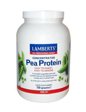 Vegan Friendly Pea Protein Powder.