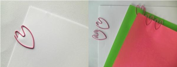 【メール便 送料無料】いつもの書類が素敵に♪おだやかな色に癒されるクリップ さくらのクリップ(河津桜)オフィスやプチギフトに最適♪ スピーカーインク | アイディア雑貨 | | 通販のオファー