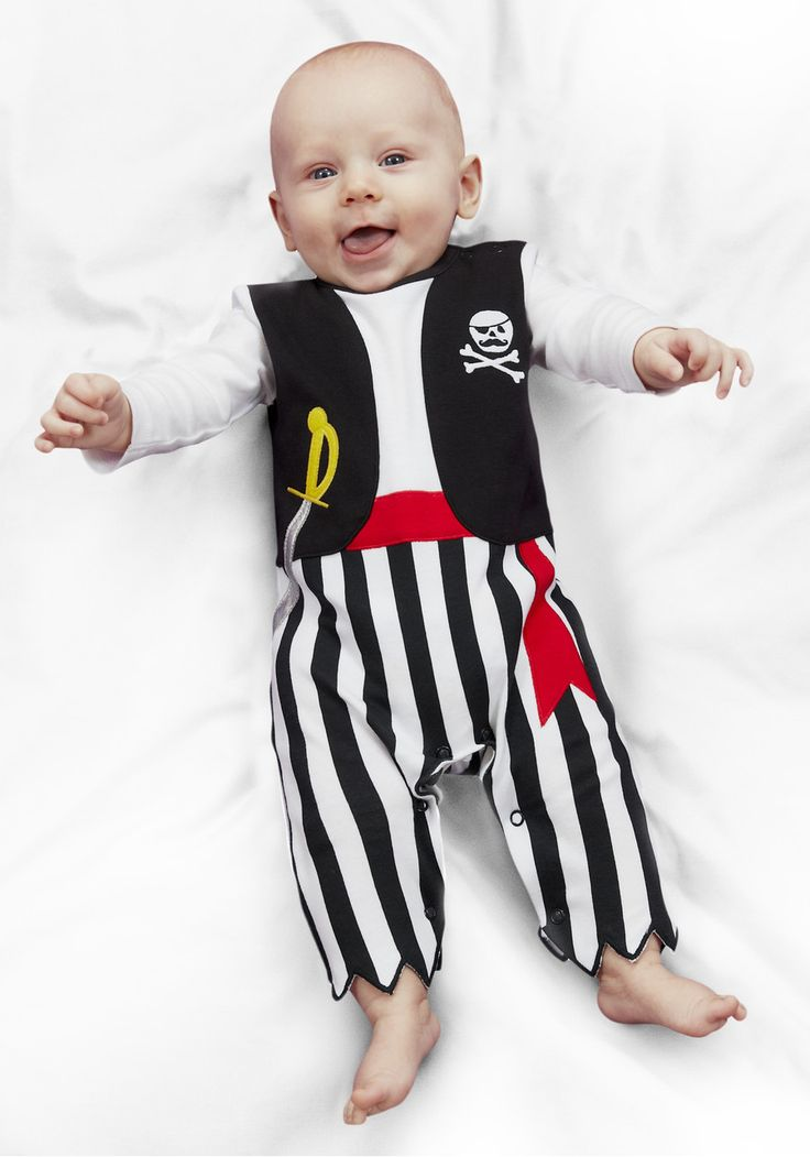 Baby pirate costume £7.00 at Tesco