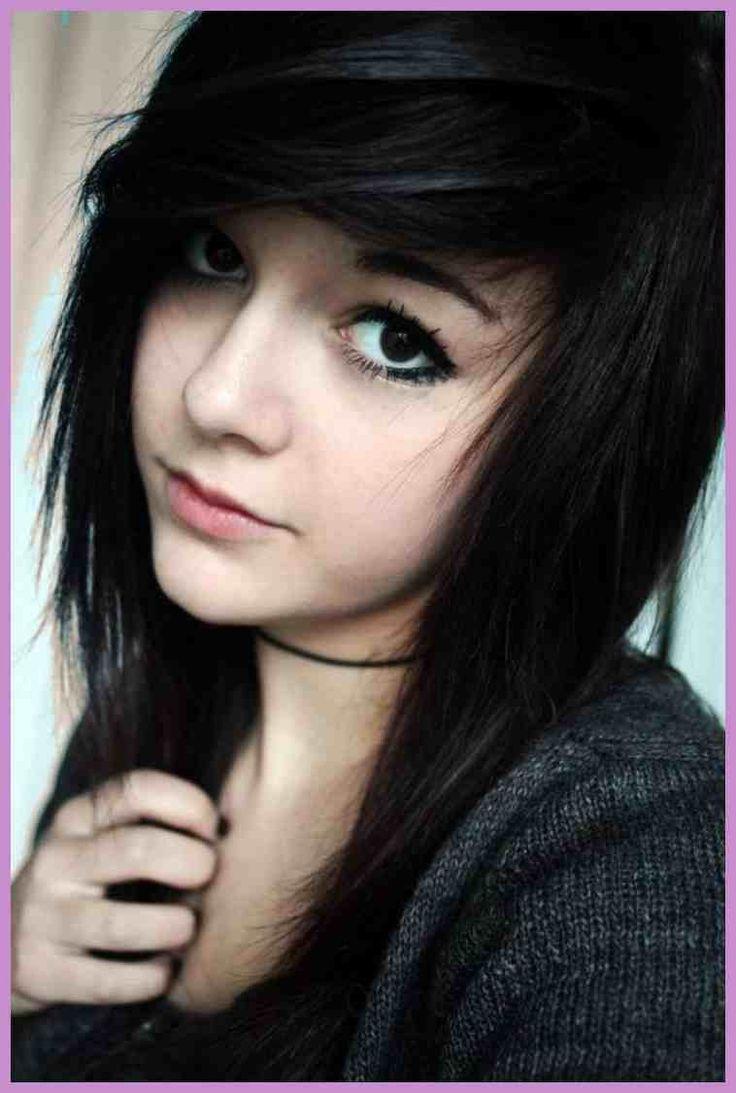 Emo Frisuren für Mädchen mit kurzem Haar - Neueste Frisuren 12