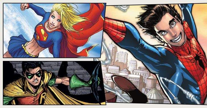Por mais que o público das HQs não tenha parado no tempo e continue envelhecendo, Marvel e DC sempre tiveram os olhos voltados para uma base de fãs adolescentes, criando super-heróis com quem eles pudessem se relacionar. Aqui, listamos os 10 melhores heróis e grupos adolescentes das duas editoras!