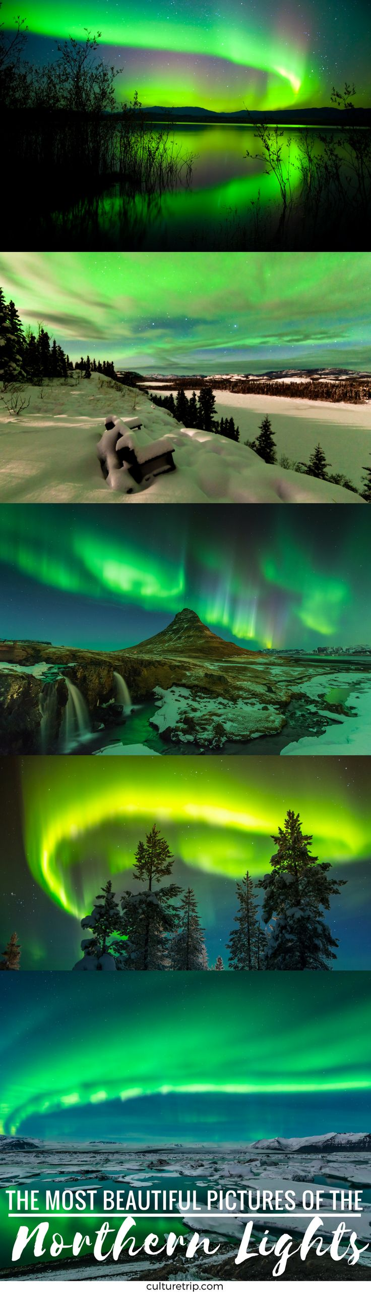 The Most Beautiful Pictures Of The Northern Lights