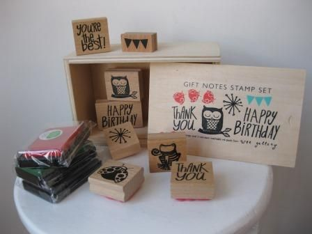 Stamp set Party & Gifts