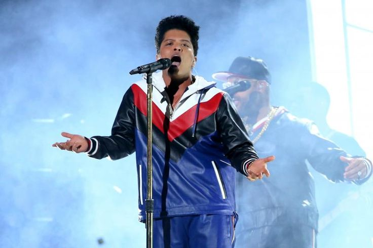 Bruno Mars' Single 'That's What I Like' Tops Latest iTunes Charts