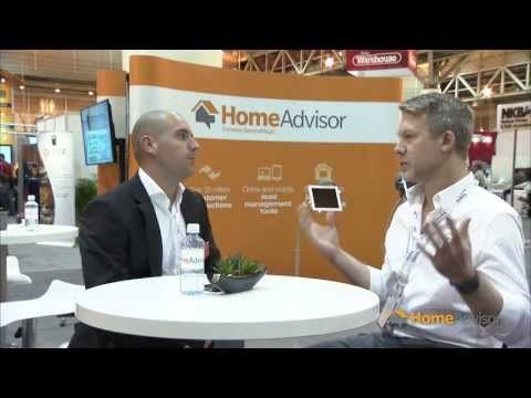 HomeAdvisor CEO Chris Terrill get interviewed by John Napolitano of Royal Home Improvement