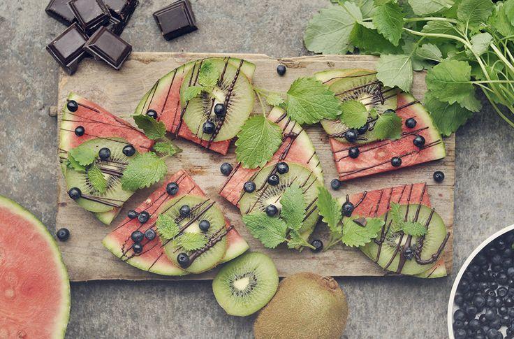Watermelon Dessert.