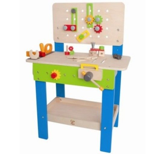 Hape Master Workbench   FREE shipping anywhere in Canada.
