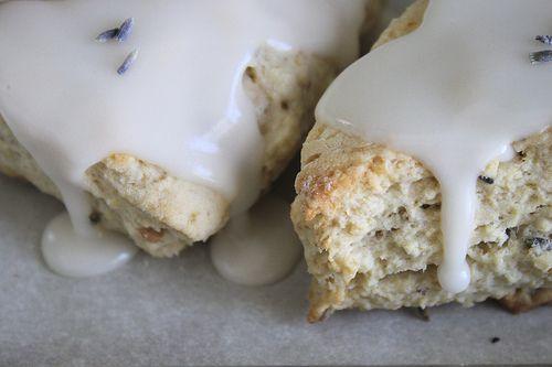 Lavender Walnut Scones. #food #scones #breakfast #brunch #tea_party