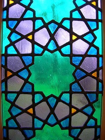 28 best Stained Glass images on Pinterest | Islamic art ...