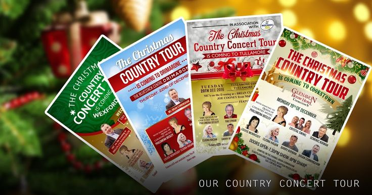 Brian Cunningham presents his Christmas Country Tour