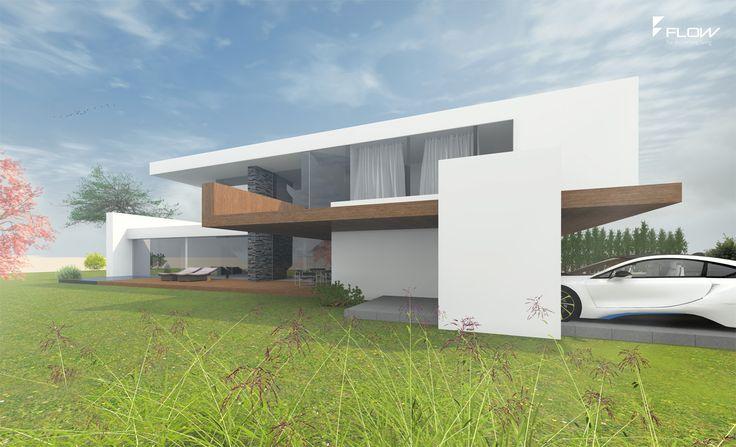 Die besten 25 moderne architektur ideen auf pinterest for Modernes haus dortmund