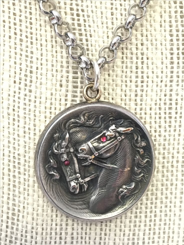 100 Best Antique Equestrian Jewelry Images On Pinterest