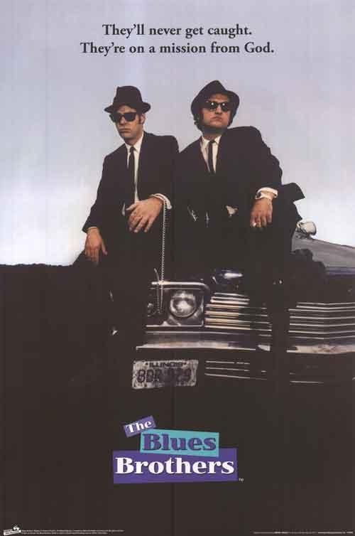 Film, Movie Posters, Blue Bros, Funny Movie, Picture-Black Posters, Brother Movie, Blue Brother, Favorite Movie, Movie Blue