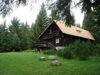 Psotkova chata - Tatranská Štrba