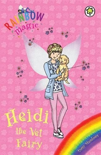 Heidi the Vet Fairy is the 31st fairy in the Holiday Special Fairies series. Heidi has pale skin...