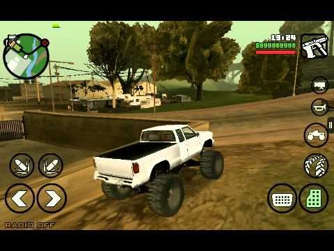 GTA San Andreas on Kindle Fire HD (+playlist)