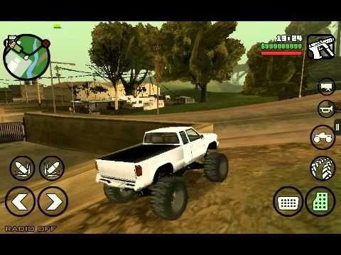 GTA San Andreas on Kindle Fire HD (+playlist)