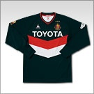 Nagoya Grampus Eight goalie (J-League, Japan)