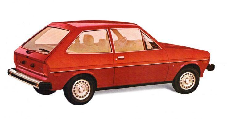 1978 Ford Fiesta Ghia