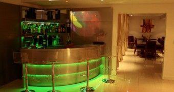 Mini Bar for Living Room Decoration