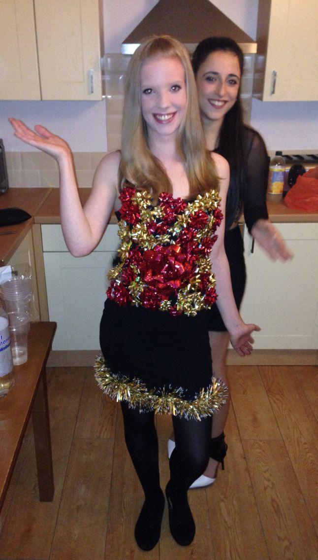 Best 25 diy christmas fancy dress ideas on pinterest dress up diy christmas party fancy dress solutioingenieria Gallery