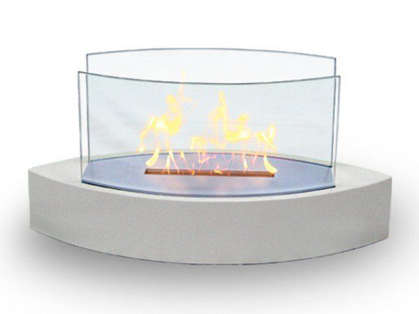 Anywhere Fireplace: Lexington Tabletop Contemporary Fireplace Config