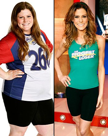 Biggest Loser's Jillian Michaels Reacts to Rachel's Weight: Did anyone else see this? It completely broke my heart to see my favorite athlete on the show go so extreme..