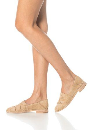 Hawley Bézs Nyersbőr Cipő