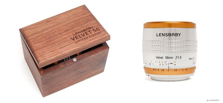 Lensbaby Velvet 56 Limited Edition