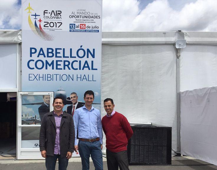 """imago3dg on Twitter: """"@imago3dg #imago3d presente con los miembros de @iclustering #iclusterOA #FAIRCOLOMBIA 2017 visíta la Feria y conoce nuestras capacidades. https://t.co/58fjDhklcR"""""""