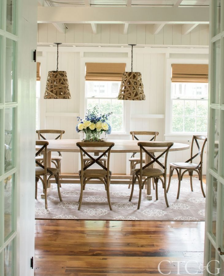 Inside A Connecticut Cottage With Touch Of California Cool