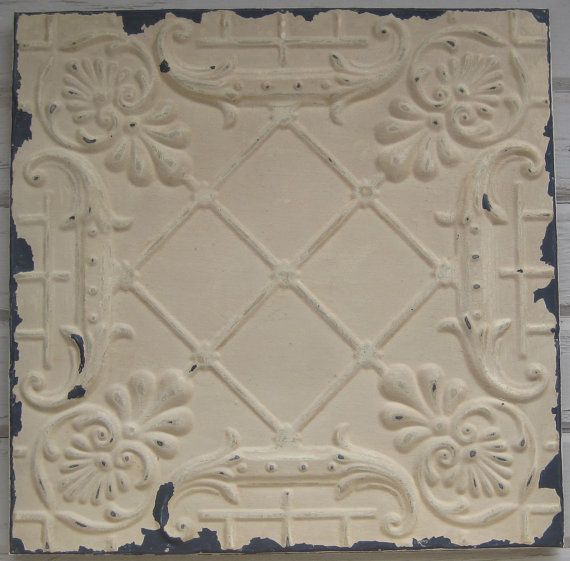 2u0027x2u0027 Antique Ceiling Tile Circa 1910 Original By DriveInService, ...