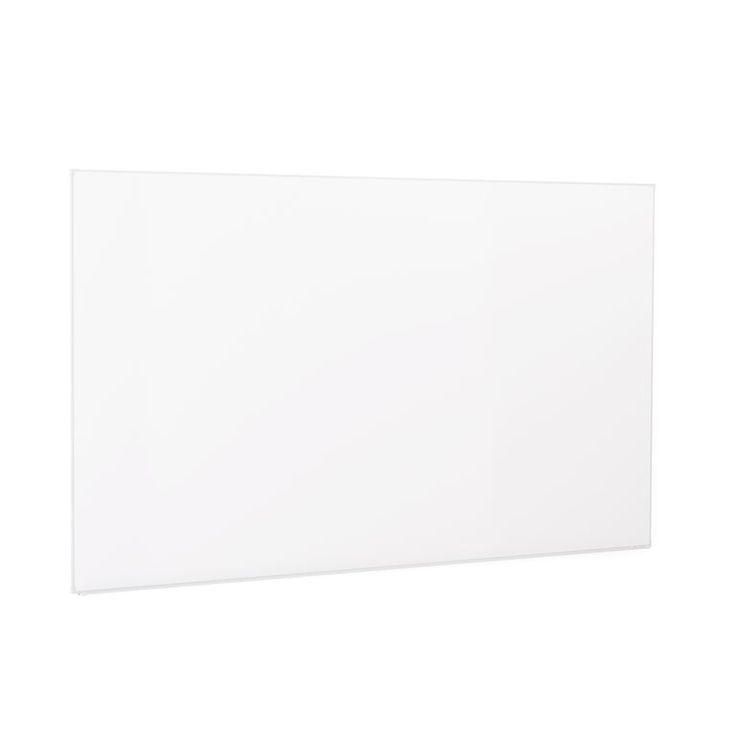 Whiteboard magnetisch mit Alurahmen, L 2000 x B 1200 mm