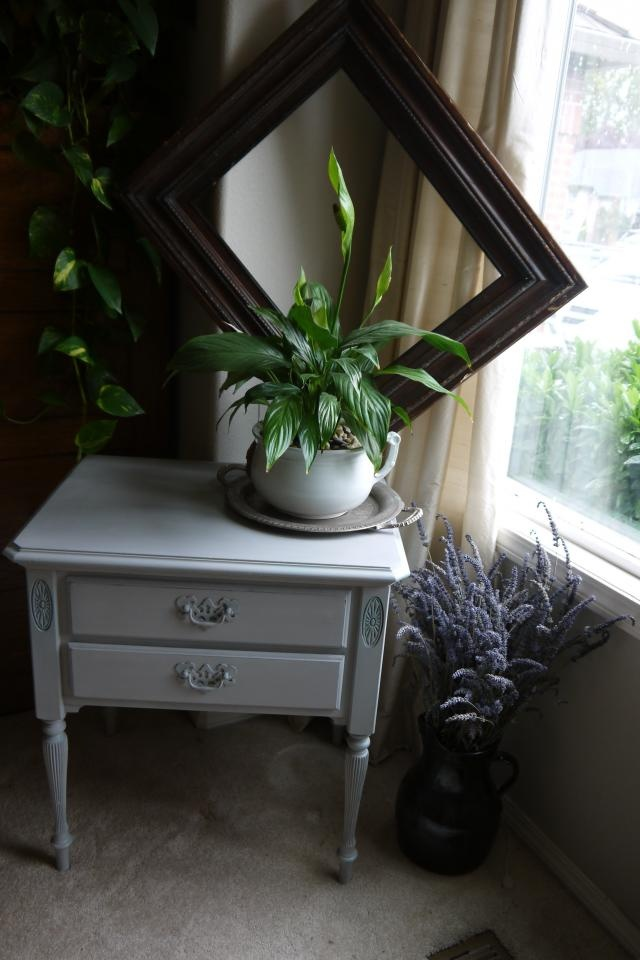Ethan Allen Pair Of End Tables With Drawers. I Was A Little Nervous To Get