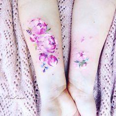 Quelques uns des plus beaux tatouages inspirés par la nature de Pis Saro | Buzzly