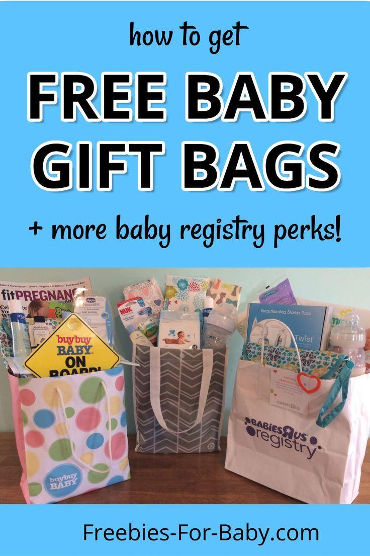 7 Best Baby Registries For Free Baby Stuff Baby Gift Registry Baby Registry Gift Bags Baby Gift Bag