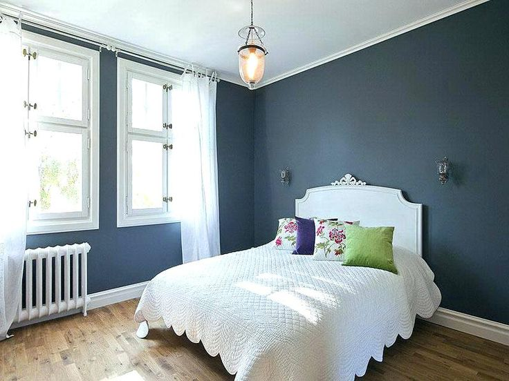 Blue Grey Paint Color Google Search Grey Bedroom Decor