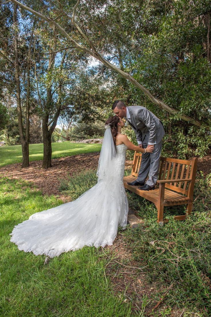 Candid Photos of a Lifetime - A kiss on the forehead..  Botanic Garden, Orange  www.candidphotosofalifetime.com.au
