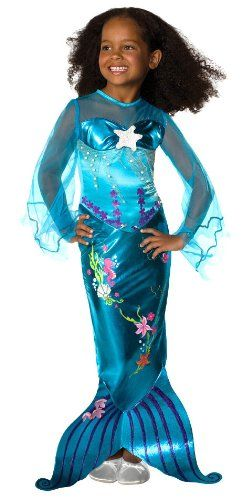 Magical Mermaid Kids Costume | Halloween Spirit Store | Halloween Stores Worldwide