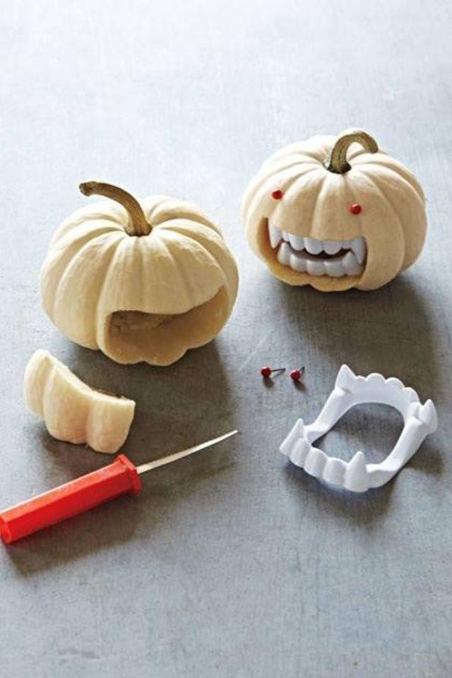 Cute Halloween idea...