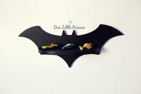 Hey, I found this really awesome Etsy listing at https://www.etsy.com/listing/541245411/batman-shelf-shelf-for-baby-nursery-kids