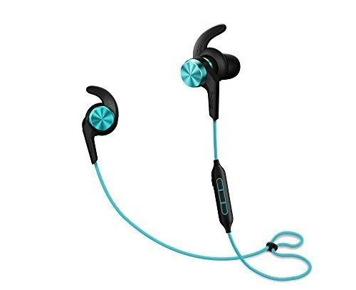 1MORE iBFree Bluetooth In-Ear Wireless Sport Headphones (Earphones/Earbuds/Headset) with Apple iOS and Android Compatible Microphone and Remote (Aqua Blue)
