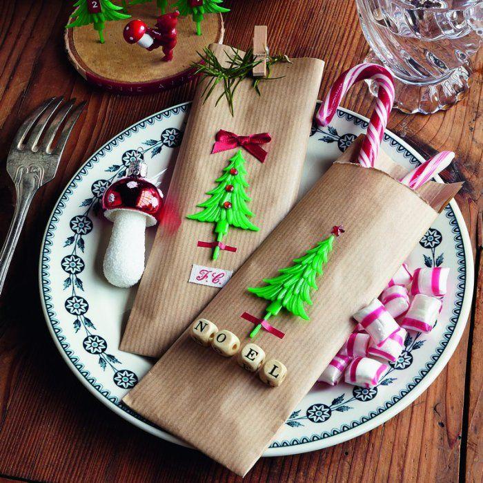Créer des pochettes-surprises pour Noël